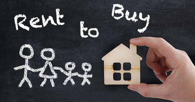 contratto rent to buy